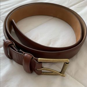 🆕Cole Haan leather belt (men's)